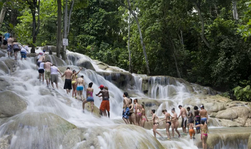 Dunn's River Falls- Ocho Rios Jamaica