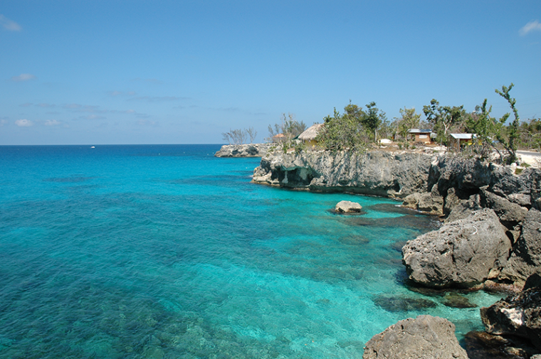 Negril_Jamaica_Cliffs