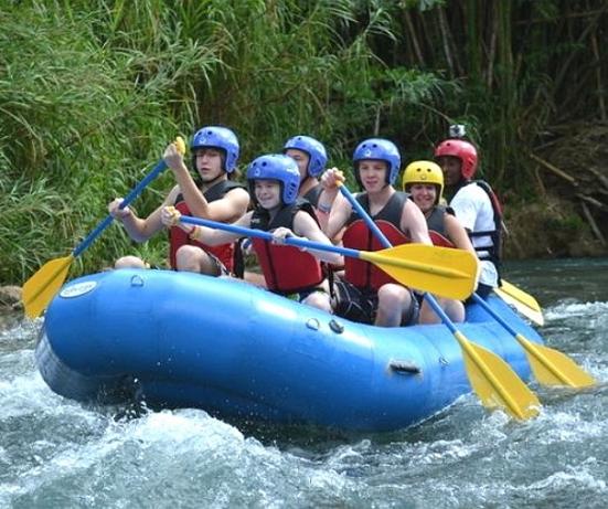 Jamaica River Adventure Tour