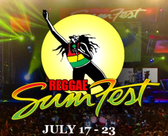 Reggae Sumfest 2016 - Montego Bay Jamaica