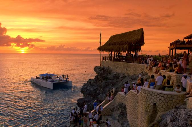 Ricks_Cafe_Jamaica_Sunset